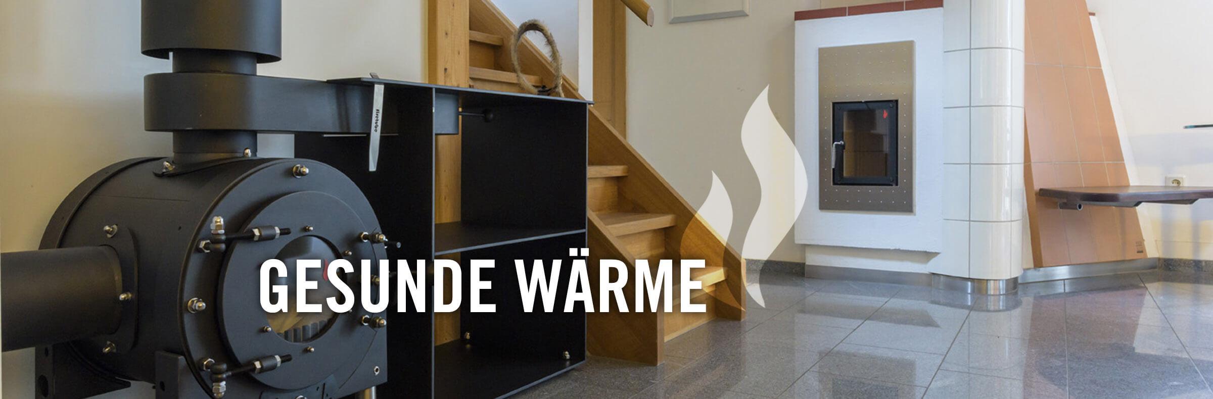 Firetube, Hörner Ausstellung