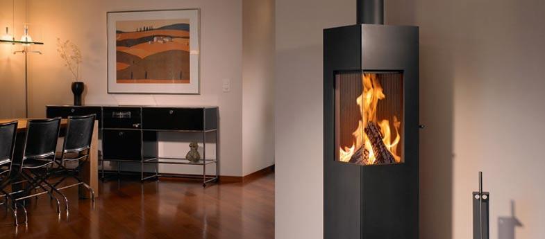 hochwertiger kaminofen schwedenofen stahl und speckstein design fen aus professioneller hand. Black Bedroom Furniture Sets. Home Design Ideas